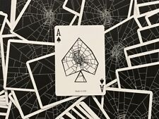 Spider Web Deck playing cards. New sealed deck. Limited to 1000
