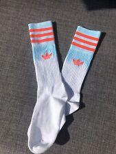 Womens Adidas Originals Custom Tie Dye Socks Size 2.5 - 5