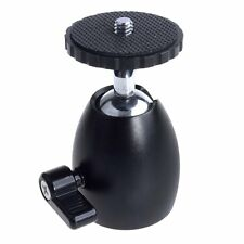 "1/4"" Screw Tripod Mini Ball Head for DSLR Camera Camcorder Light Bracket Swivel"
