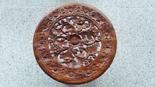Runde Couchtische im orientalischen/asiatischen Stil fürs Wohnzimmer
