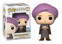 FUNKO POP 68 HARRY POTTER PROFESSOR QUIRRELL FIGURINE VYNILE