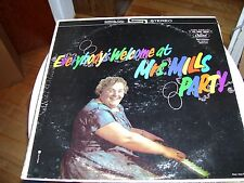 EVERYBODY'S WELCOME AT MRS.MILLS' PARTY-LP-NM-CAPITOL ORANGE 6000 SERIES
