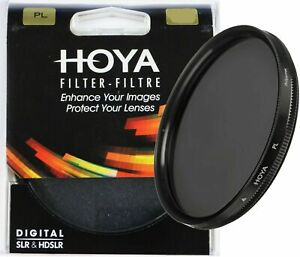 Hoya 62mm Polarizer Hoya 62mm Polariser Polarising Filter - New UK Stock