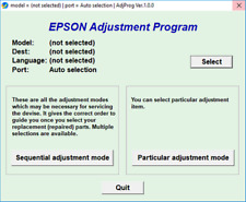 Reset Epson full Pc Adjustment Program, no need activation