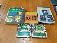 Lot of 5 1990 Classic Game Baseball Sealed Sets Mint Cards Thomas Jones Sosa RC!