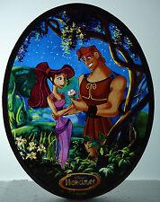 Glassmasters Disney's Hercules Art Glass Suncatcher LIMITED EDITION 2000