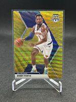Bobby Portis 2019-20 MOSAIC TMALL GOLD WAVE SP New York Knicks