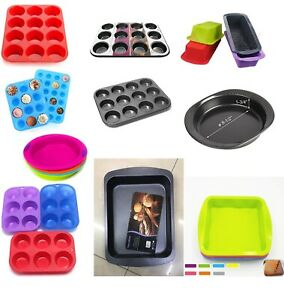 Multi Shapes Silicone Cake Decorating Moulds Candy Cookies Chocolate Baking Mold