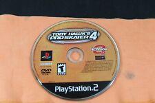 Tony Hawk's Pro Skater 4 (Sony PlayStation 2, PS2) - Black Label - FREE SHIPPING