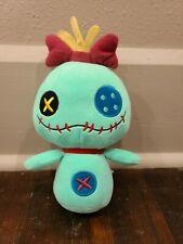 "Funko Disney Super Cute Plushies Scrump Stuffed Animal Lilo & Stitch 8"" Used"