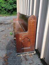 Gothic Antique Benches & Stools