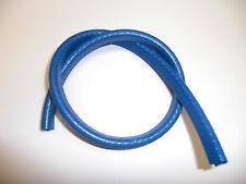 Kederband - U-Profil mit Stahleinlage, Klemmbereich 1-2mm - signalblau (RAL5005)