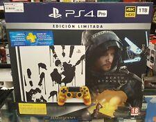 Playstation 4 Pro (PS4 Pro) Edición Limitada Death Stranding