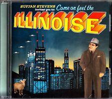Sufjan Stevens - Illinoise Soundtrack/Score CD 2005 The Black Hawk War/Chicago