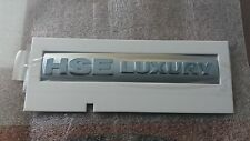 Range Rover Sport HSE Luxury Tailgate Emblem Badge Plate Genuine Land Rover
