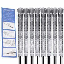 Golf Pride MCC Plus 4 multi-compound TAILLE MOYENNE Poignée gris (pièce 8 incl.