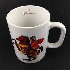 Vintage Coffaro's Italia Coffee Mug COFFARO Family name heraldry crest Italy