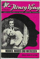 Honey King Nr.4 von 1970 - Z1-2 Kriminal Romanheft Kölling