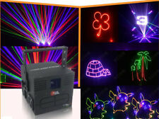 500mW RGB Full Color animation Laser Light ILDA Disco DJ Xmas party stage Show
