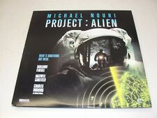 PROJECT ALIEN LASERDISC MICHAEL NOURI