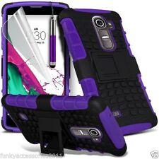 Fundas Para LG G4 color principal morado para teléfonos móviles y PDAs