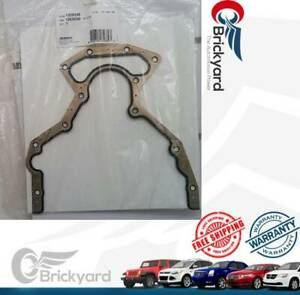 NEW OEM CHEVY PONTIAC GMC CADILLAC BUICK 12639249 REAR HOUSING COVER GASKET