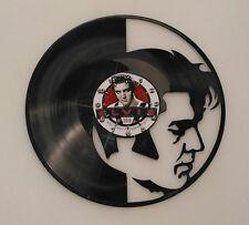 ELVIS PRESLEY.Orologio disco vinile