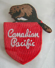 CANADIAN PACIFIC Railroad PATCH