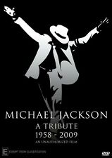 Michael Jackson E Rated DVDs & Blu-ray Discs