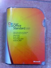 Microsoft Office Standard 2007, Deutsch, Vollversion mit MwSt-Rechnung