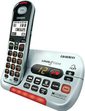 UNIDEN SSE35 DIGITAL CORDLESS PHONE IDEAL 4 HEARING IMPAIRED VISUAL PROBLEMS