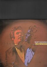 BURT BACHARACH - in concert LP