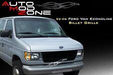 92-07 Ford Econoline Van Bumper Billet Grille Insert