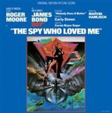 The Spy Who Loved Me James Bond OST 180gm Vinyl LP Download 2015 &