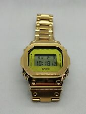 Casio G Shock DW-5600 gold digger