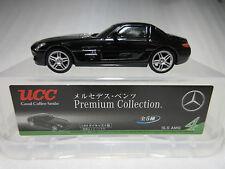 Mercedes Benz SLS AMG 1:64 Diecast Car UCC Promo
