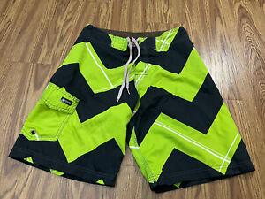 #125 MEN BILLABONG SWIMMING BOARD SHORTS  Size 30