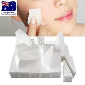 10 Pcs Makeup Sponges Wedges Facial Foundation Cosmetic