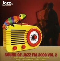 The Sound Of Jazz FM 2009 Volume 2 - 30 Various Tracks 2CD 2009 NEW/SEALED