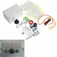 1-30Mhz LED VSWR DIY Manual Antenna Tuner Kit For HAM RADIO * CW QRP Q9 BNC Inte