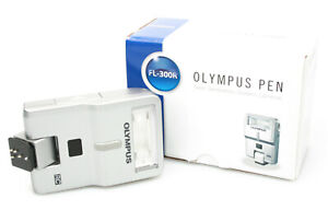 Olympus Pen FL-300R Flash / Flashgun for Olympus Mini Pen Camera System - Boxed