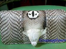 Genuine cobra snake wallet women Leather Lady clutch Trifold purse holder card