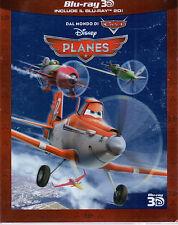Planes Walt Disney Blu Ray 3D (include blu ray 2D) Dvd Sigillato Pixar