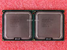 Matching pair- Intel Xeon X5365 3 GHz Quad-Core Processor CPU SLAED LGA 771