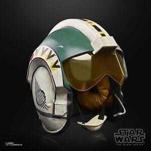 Star Wars Wedge Antilles Black Series Electronic Battle Simulation Helmet