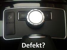 Reparatur CLS-Klasse Mercedes Comand Controller Drehknopf iDrive Tastschalter