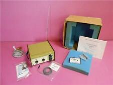Medasonic Versatone D8 Vascular Ultrasound Doppler Instrument With P 84 Probe