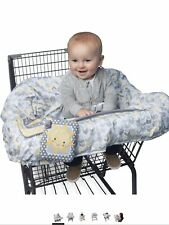 Boppy Shopping Cart and High Chair Cover - Sunshine