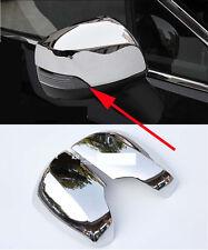 Chrome Side Mirror Cover trim for 2013-2016 Subaru Forester