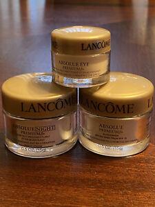 Lancome Absolue Premium Bx Replenishing DAY+NIGHT+ EYE Cream Set